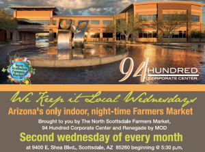 Keep it local wednesday flyer